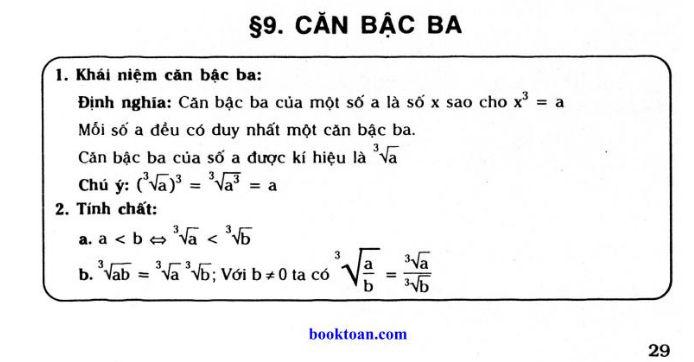 can bac ba